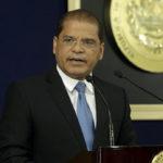Oscar Ortiz se sincera: Será difícil controlar los homicidios este año
